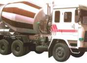 Concrete transit mixer for monthly rent