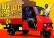 Minidor 3 wheeler pickup van (diesel) sale