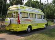 Tempo traveller for rent in kochi