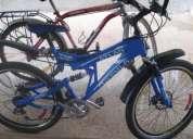 Atlas gear cycle