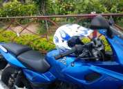 Blue pulsar 220 for sale