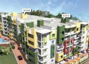 Booking open for bda approval 2/3 bhk flat near kalinga vihar, patrapara