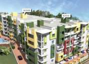 Booking open for bda approval 2/3 bhk flat near kalinga vihar, patrapara.