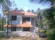 Parambil bazar, new home fore sale 35 lack