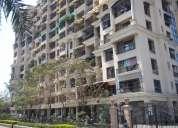 Regency estate dombivli fully furnished higher floor flat with stilt parking sale  kings