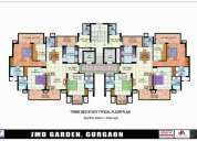 Availabale for rent jmd garden 3+1+1 bhk, rent 29000, call- rahul raz 9873552422