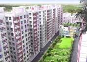 Flat at rs.1350000 in behala