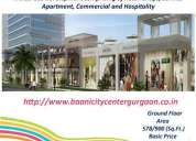 Baani city center gurgaon