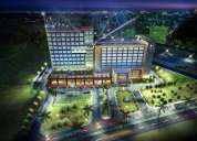Great investment gurgaon,with hotel hayatt,12% assured return, lease guarantee :9871485667