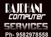 Desktop repair, laptop repair shop in noida