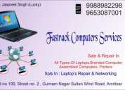 Fastrack computers services offering for amc in just @ 999 ( visit unlimited)