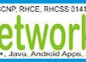 Best institute for ccna, rhce, ccnp, rhcss, java, php, .net