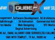 Qubefx entertainment