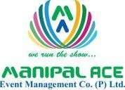 Manipal ace event management co pvt ltd