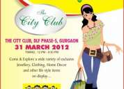 Summer carnival @ the city club