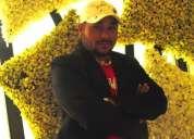 Bhangra king - pd jatt with his blasters