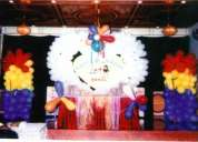 Party organiser & free lance event co-ordinator since 10yrs  anywhere in and out bangalore