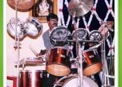 Drums solo programmes.