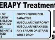 Get physiotherapy treatment at your home