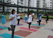 Fast track short term yoga courses and yoga teacher's training in delhi, noida, india.