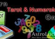 Learn tarot, numerology, vastu, feng shui, psychic reading, online courses