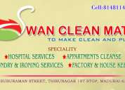 House keeping services & man power supply