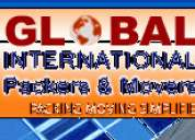Global international packers and movers