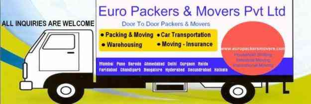 Euro Packers And Movers 9903323350