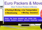 Euro packers and movers9903323350