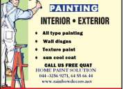 Painting contractors for apartments and building