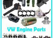 Usedengine partfor sell(vw all these parts we can supply,
