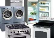 Washing machine refrigerator tv/lcd & microwave repairs