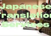 Good news japanese translation services at very low rates in hyderabad — hyderabad