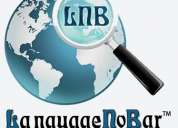 Languagenobar french translations..noida