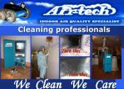 Air duct cleaning / kitchen extraction duct cleaning / laundry duct cleaning
