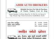 Ahir auto brokers gandhidham-kutch