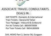 Travel agents for corporates in gurgaon