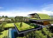 Sky garden/ green roof/ terrace garden- bangalore- govindaraju