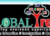 Global tree overseas education