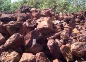 High density iron ore aggregates