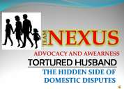 Battered men / tortured husbands - the hidden side of domestic abuse / violence.
