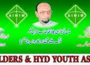 Z builder's aimam party and hyderabad youth assosiation office