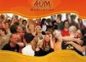 Humaniversity aum meditation at ahmedabad, india