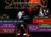 Saturday night fever - blast the last night of 2k12