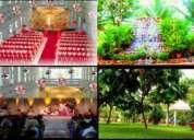 Kalathur gardens convention centre