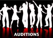 Auditions for bollywood movie , tv serail, adds.........