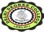 Delhi degree college