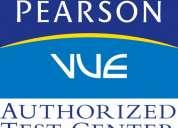 Pearson vue test center trichy