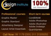 Graphic designing training, graphic designing courses