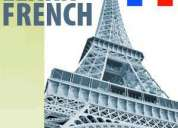 French language tutor